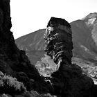 Roque Cinchado,Teide, Tenerife by MWhitham