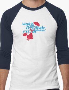 Supercalifragilisticexpialidocious Men's Baseball ¾ T-Shirt