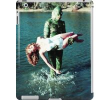 Retro Horror Film  iPad Case/Skin