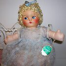 My 1920's Georgene Doll by Deborah Lazarus