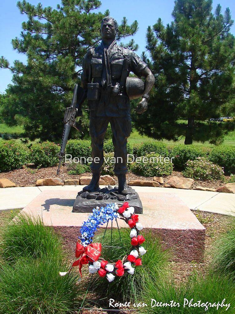 Remembering our Veterans by Ronee van Deemter