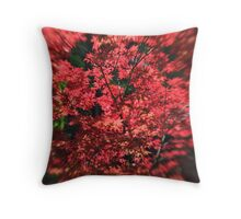 I am Red Throw Pillow