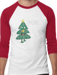 Mac Christmas Noel T-Shirt Men's Baseball ¾ T-Shirt