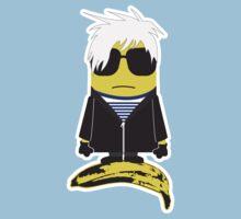 Warhol minion Kids Tee