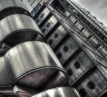 Lloyds of London by Richard Ray