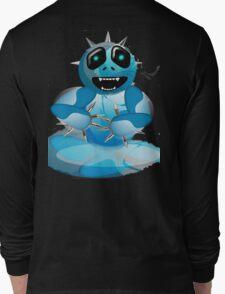 Glass & Steel Monster Tee Long Sleeve T-Shirt