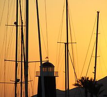 Island Sunset 2 by janrique