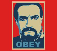 Obey your master.