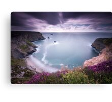 East of Portreath Canvas Print
