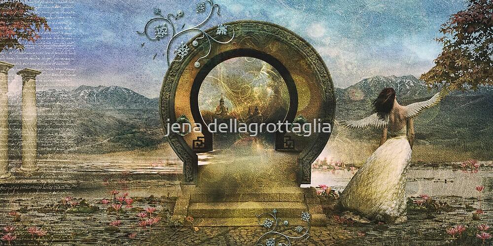Chasing Destiny by Jena DellaGrottaglia
