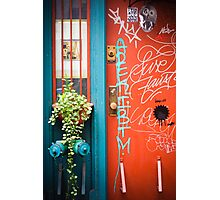 Graffiti, New York City Photographic Print