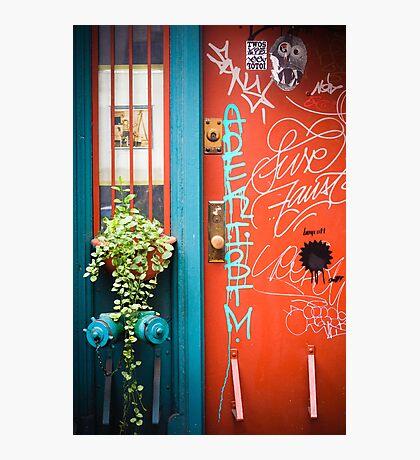 Graffiti, New York City Photographic Print