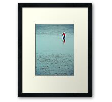 The Red Pair Framed Print