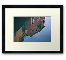 Venice: the city on water! Framed Print