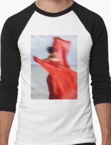 Wind Men's Baseball ¾ T-Shirt