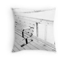 Gazebo Viewpoint Throw Pillow