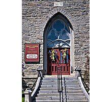 Entrance Photographic Print