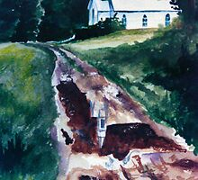 Country Chapel by Jim Parker