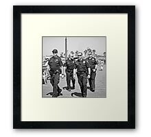 The Force is With Us Framed Print