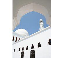 Dome & Minaret Photographic Print