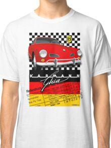 VW Karmann Ghia illustration Classic T-Shirt