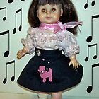 """My 1964 Vogue """"Littlest Angel"""" doll by Deborah Lazarus"""