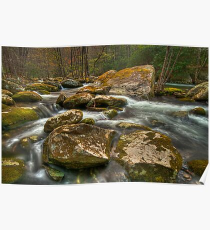 Little Pigeon River Poster