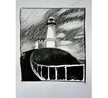 Byron Bay Light House Photographic Print