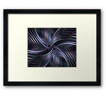 Points of Contention  Framed Print