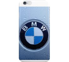 When BMW is drenched and wet iPhone Case/Skin