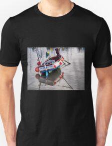 Lyme Regis Harbour - Impressions Unisex T-Shirt