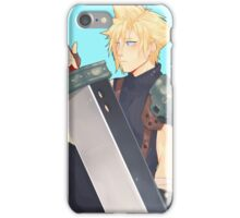 Cloud Strife - Final Fantasy VII iPhone Case/Skin