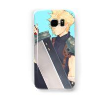 Cloud Strife - Final Fantasy VII Samsung Galaxy Case/Skin