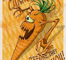 Eat Your Carrots... Before They EAT You! by Gorewhoreaust