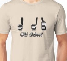 Old School Pedals Unisex T-Shirt