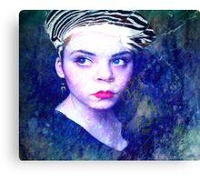 Inverse Perception Canvas Print