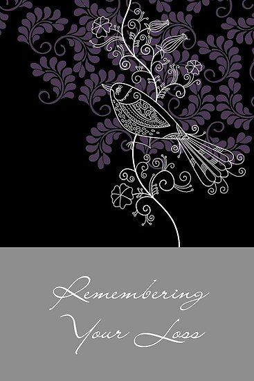 Remembering Your Loss by Franchesca Cox