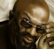 ISAAC HAYES A MUSIC LEGEND by Ray Jackson