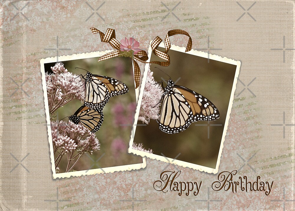 Flutter By Happiness by Maria Dryfhout