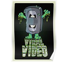 Viral Video (Green version) Poster