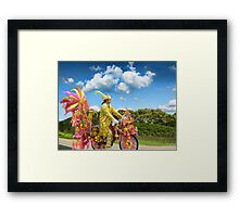 ✿ ♂ ♀ ∞ ☆ ★You Will Know Me When U See Me✿ ♂ ♀ ∞ ☆ ★  Framed Print