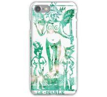 Tarot Le Diable iPhone Case/Skin