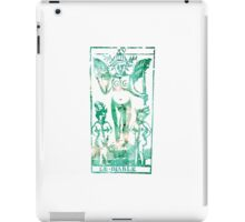 Tarot Le Diable iPad Case/Skin