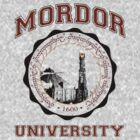 Mordor University by thecreep