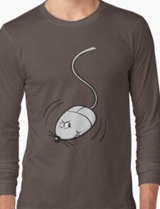 claver mouse Long Sleeve T-Shirt