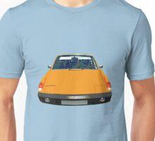 Porsche 914 Tangerine Unisex T-Shirt