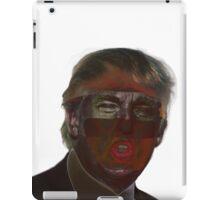 Bugged Donald Trump iPad Case/Skin