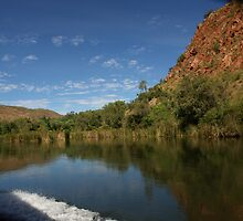 Cruising the Ord River is sheer delight by georgieboy98