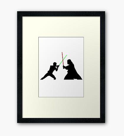 Star Wars Battlefront Framed Print