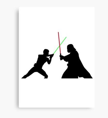 Star Wars Battlefront Canvas Print